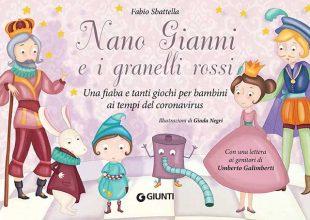 """Miniatura per l'articolo intitolato:Fabio Sbattella: """"Nano Gianni e i granelli rossi"""""""